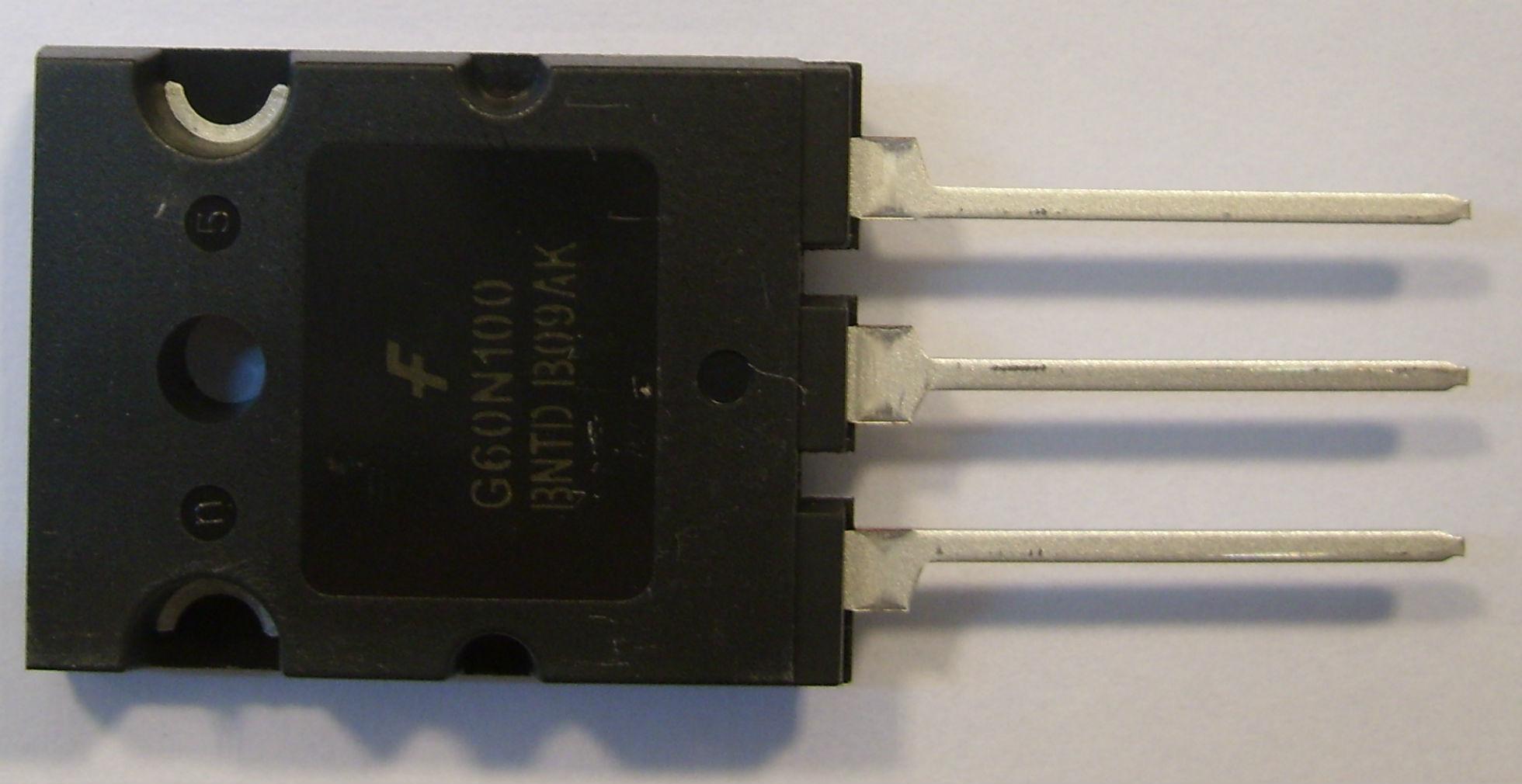 集成电路ic  fgl60n100bntd