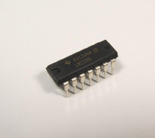 集成电路ic  校验器ic  lm239n