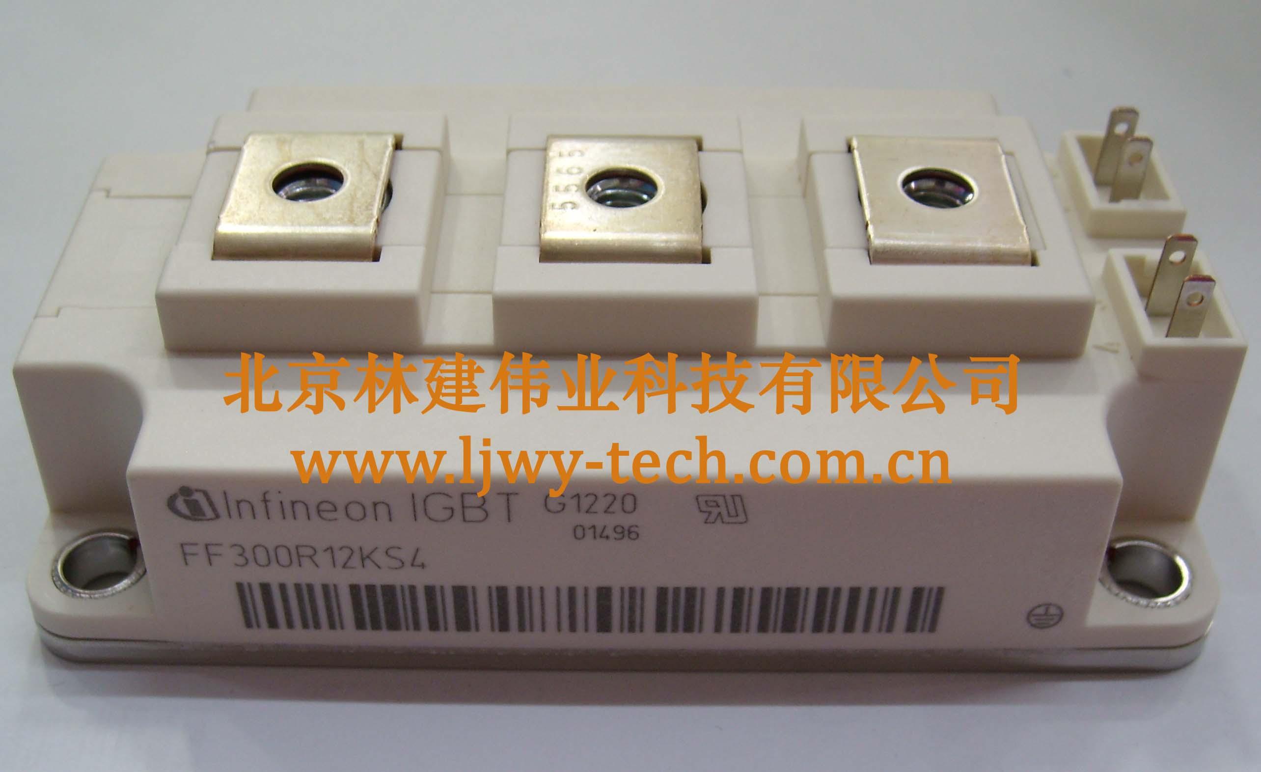 集成电路ic  ff300r12ks4