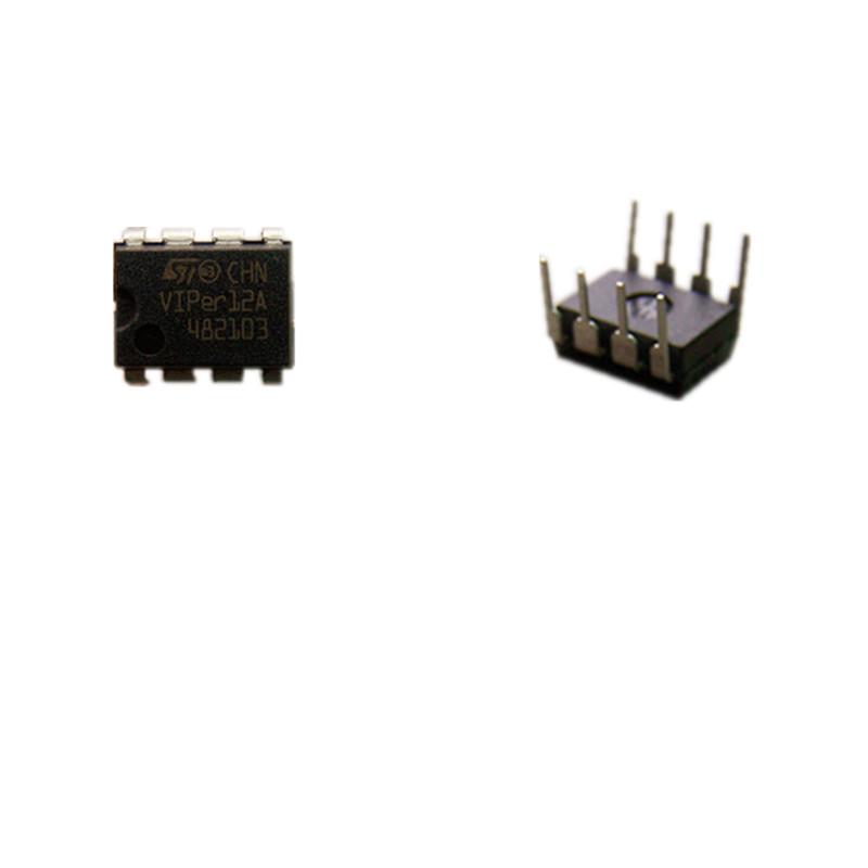 供应北京现货供应st意法半导体原装进口集成电路ic viper12a;; 半导体