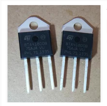 集成电路ic  bta41-600b  分享            品    牌:st