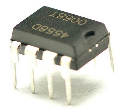 集成电路ic  njm4558
