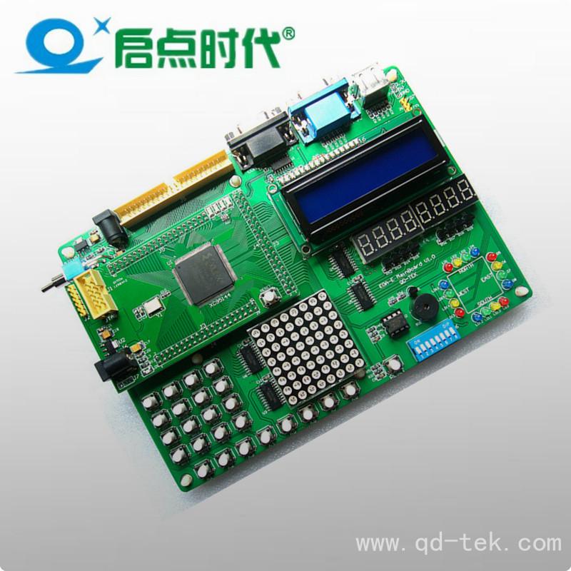 [供应]eda-e xc95144开发板 xilinx xc95144 启点时代