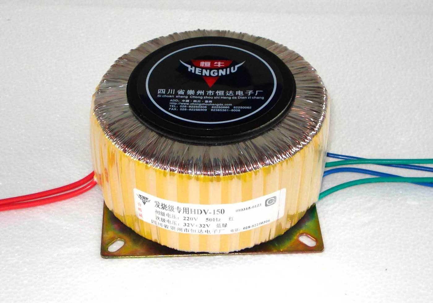 特价---环形变压器 100va