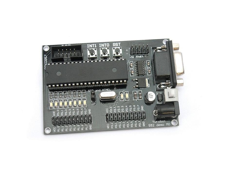 [供应]单片机开发板 实验板 at89s52 demo m0z