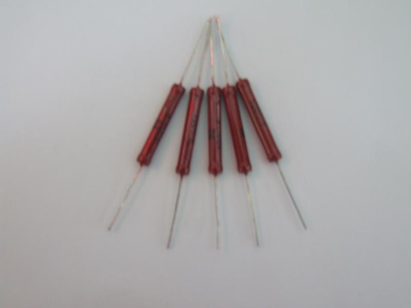 高压电阻 1T高阻 高压玻璃釉膜电阻器