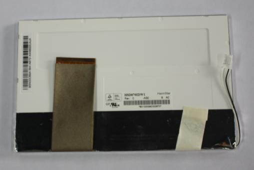 7寸宽屏数字液晶屏HSD070IDW1-A20 HSD070IDW1-A20