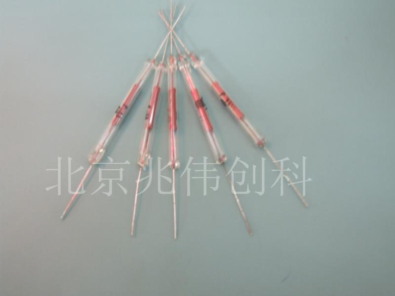 高压真空电阻 1T 高阻真空玻璃釉膜电阻器
