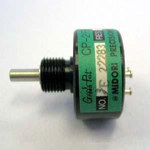 CP-2FB电位器CP-2FK,CPF-2FK,CPF-2FB M