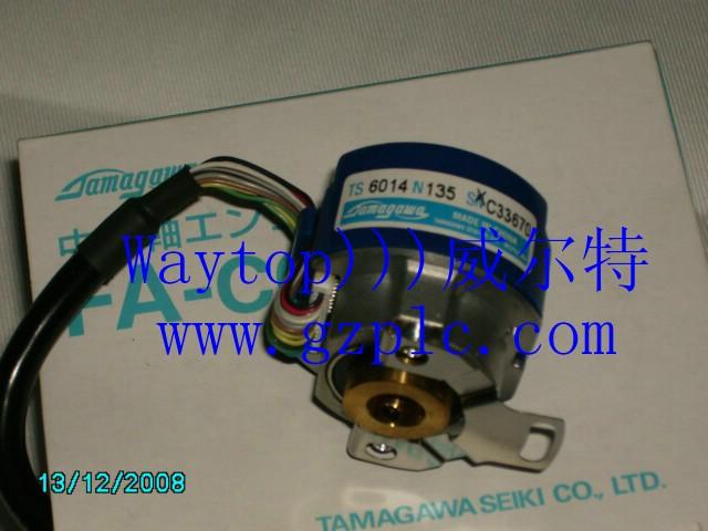 多摩川编码器ts6014n135