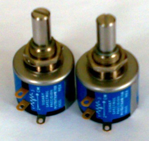 SPETROL电位器534 534电位器 Vishay spectrol