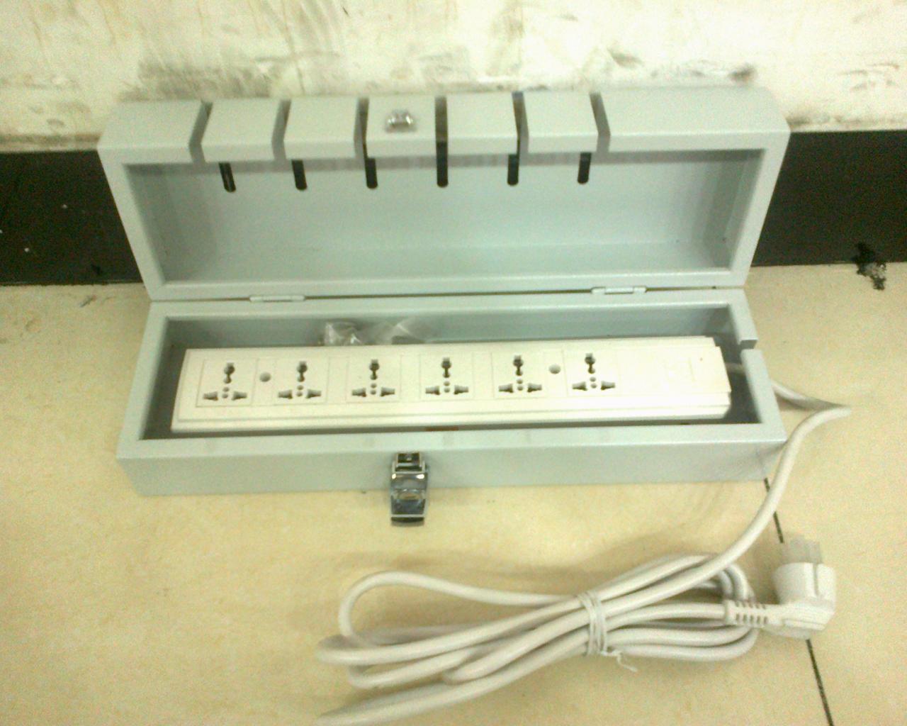 [供应]电源插排保护壳 425*100*120 鼎盛电子