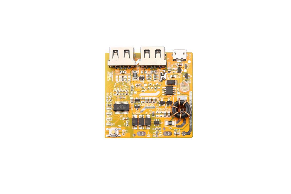 移动电源zs6366主控芯片