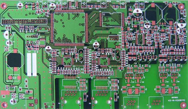 防氧化处理工艺电路板