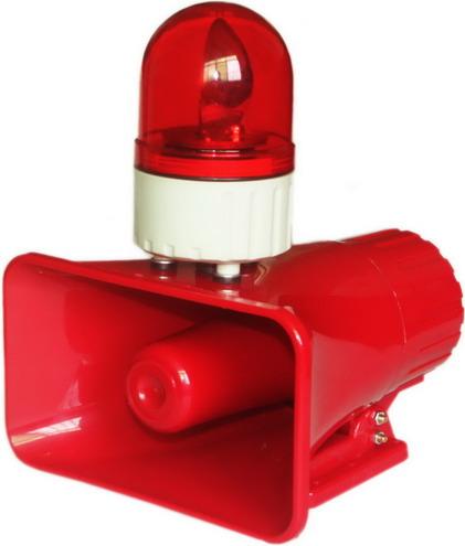船用报警器天车专用声光报警器,起重机声光报警器行车专用声光报警器