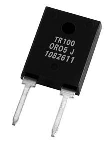 100W插件功率电阻 TO-247