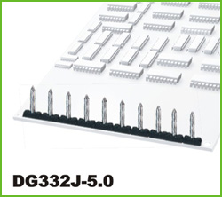 高正端子 DG332J-5.0