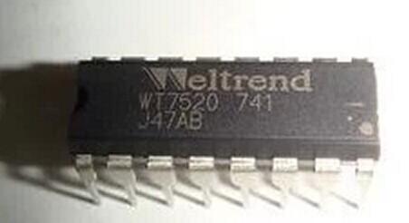 集成电路 wt7520 weltrend现货