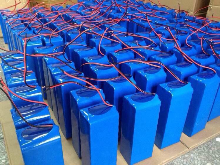 10aha品动力聚合物锂电池组