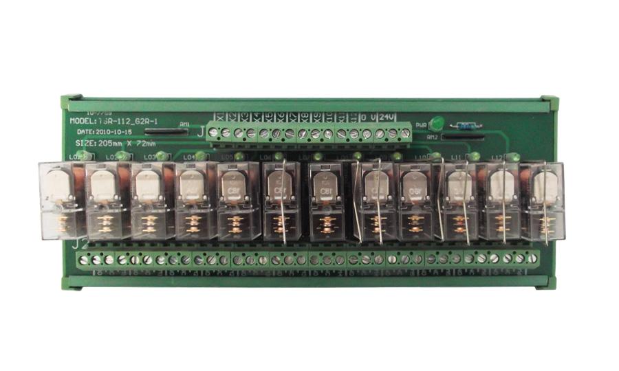 继电器模块tsr-112-g2r-1