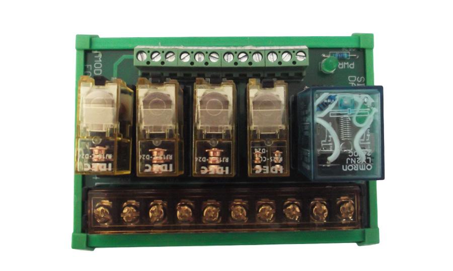 继电器模块tsoi-on/off-4