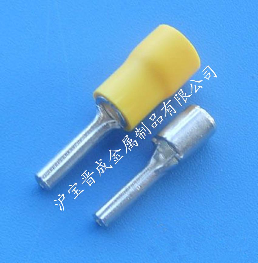 通用型接线端子  > 厂家供应针形裸端子 针形裸端头 针形裸线鼻沪宝