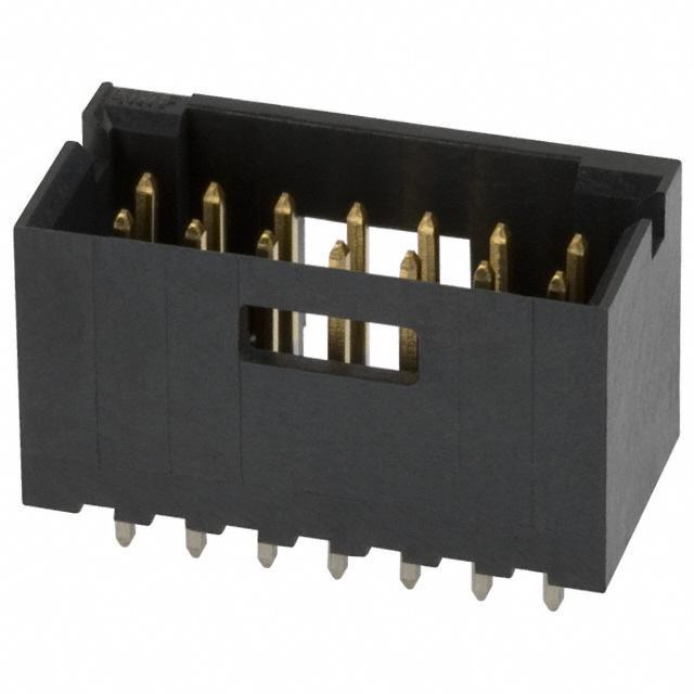 5-103168-5 TE连接器公插针14P TE