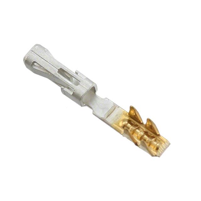 TE连接器 2-487406-4 AMP