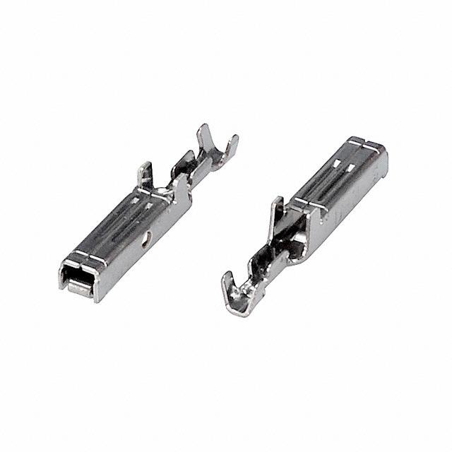 TE连接器 1-175194-2 AMP