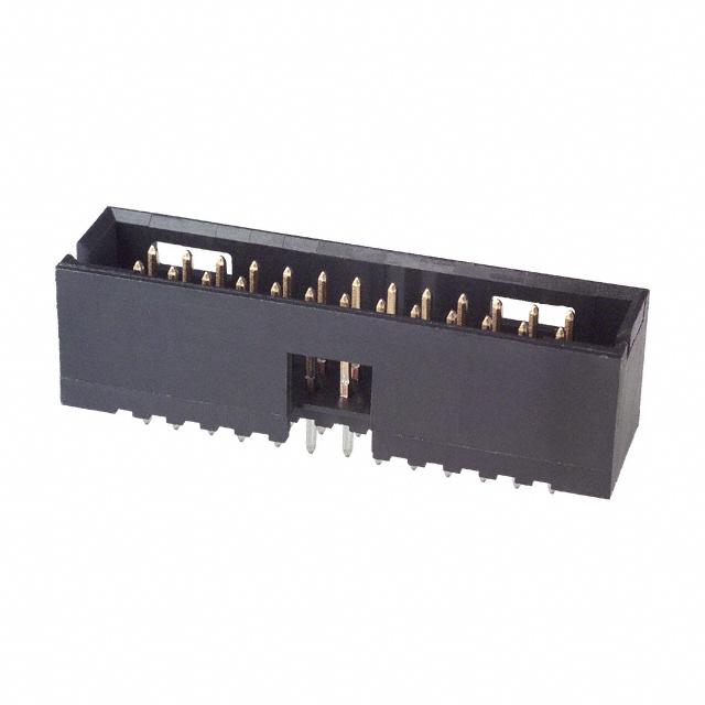 TE连接器护套26P 1-102619-1 AMP