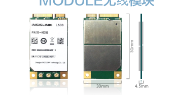 Wireless module无线模块 L503 Mini PCIe