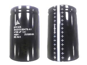 电解电容 400V/4700uf