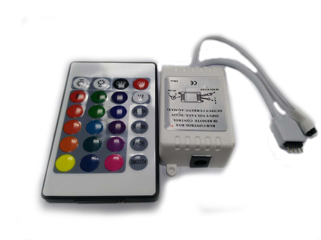 led灯带控制器 5050-60rbg