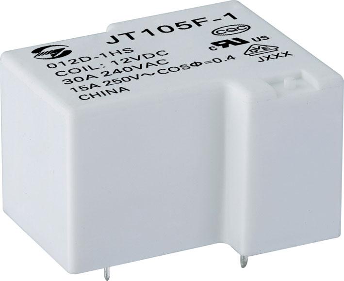 继电器JT105F-1 JT105F-1
