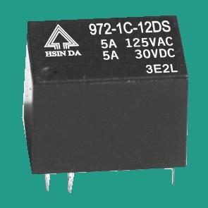 继电器9721C24DS 9721C24DS