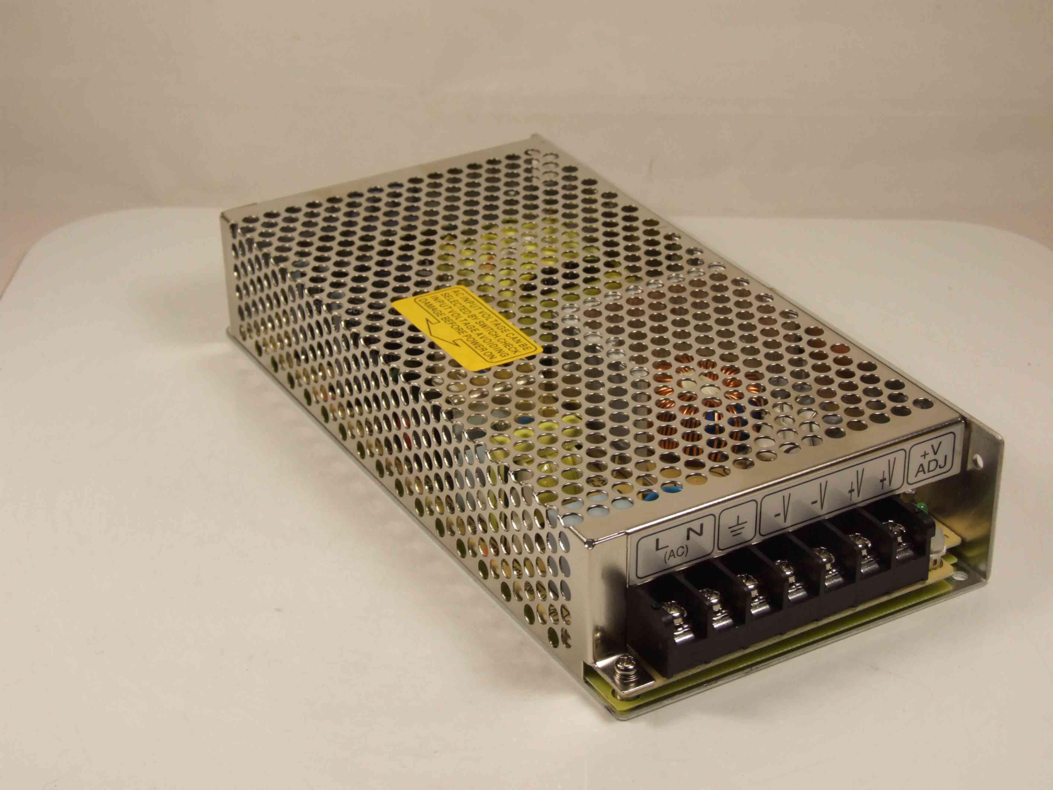 明纬开关电源nes-150-12