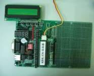 uP51A单片机学习开发板/单片机开发套件/嵌入式入门学习 uP51A
