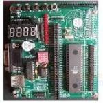 uP51c学习套件单片机MCU开发实验板AT89S51/2 AT89S51/2