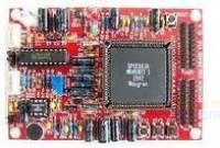 SPCE061A精简开发板&mdash61A板 61A
