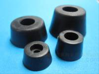 螺丝孔带垫片脚垫 XDD2507