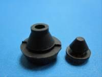 黑色固定硅脚垫 TNF-3