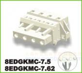 插拔式接线端子 8EDGKMC-7.5/7.62