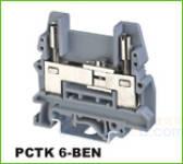 PC轨道式接线端口 PCTK 6-BEN
