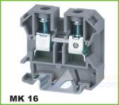 MK轨道式接线端子 MK 16
