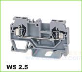 WS轨道式接线端子 WS 2.5