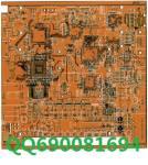 高端精密十层板(盲埋孔/阻抗板)加工15901498258 十层板(盲孔阻抗板)线宽线距3mil,过孔8mil HTCX