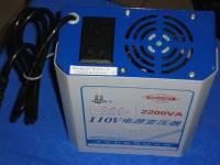 得宝变压器220V变110V 2200VA 交流转换器 变压器 DB-2200