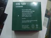 蓄电池 12V20
