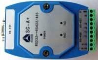 RS232↔RS422/485隔离型转换接口 SC-A+