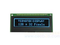 小尺寸OLED模块,12832点阵OLED模块HGS128322 HGS128322